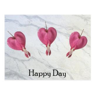 Día feliz 9 tarjetas postales