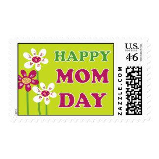 Día feliz de la mamá
