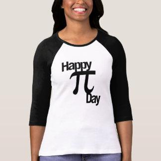 Día feliz del pi playeras