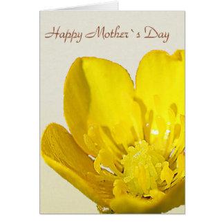 Día feliz del ` s de la madre tarjetón