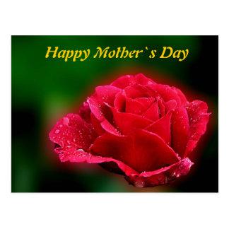 Día feliz del ` s de la madre postales