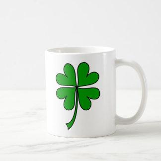 ¡Día feliz del St Patricks!!! Taza De Café