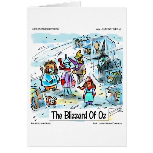 Día frío en tarjetas y regalos divertidos de las t