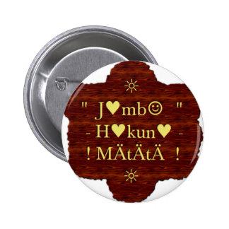día Gifts png de Hakuna Matata del jambo Pins