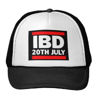 Día internacional de Boombox - 20 de julio Gorros Bordados