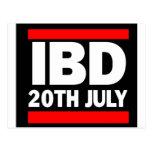 Día internacional de Boombox - 20 de julio Postales