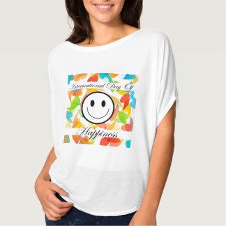 Día internacional de día conmemorativo de la camisas