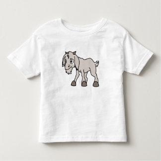 Día joven gris gritador de los derechos de los t-shirts