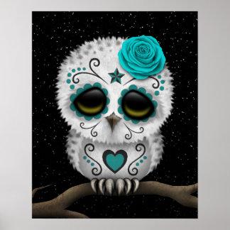 Día lindo del trullo de las estrellas muertas del póster