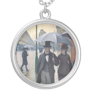 Día lluvioso de la calle de Gustave Caillebotte Pa Grimpolas
