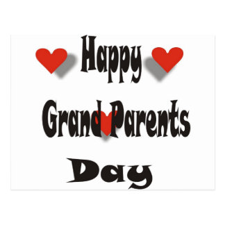 Día magnífico feliz de los padres tarjeta postal
