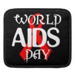 Día Mundial del Sida Funda Para iPads