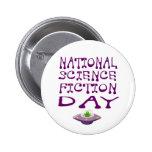 Día nacional de la ciencia ficción pin