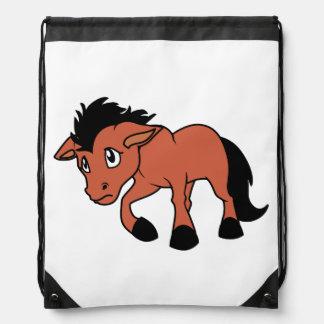 Día nacional de la protección del caballo del mochila