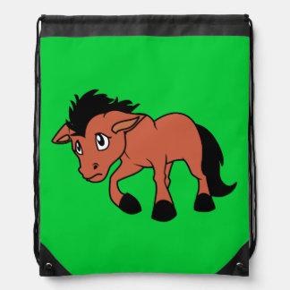 Día nacional de la protección del caballo del mochilas