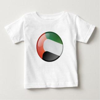 Día nacional de los UAE Playera De Bebé