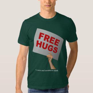 Día nacional del abrazo poleras