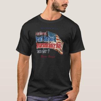 Día nacional del Pearl Harbor Playera