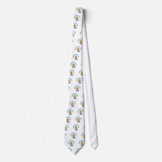 Día nacional del rezo corbata