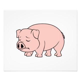 Día nacional gritador del cerdo del cochinillo fotos