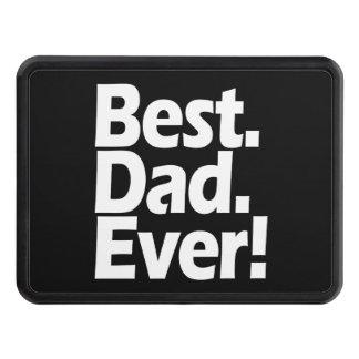 Día negro/blanco de la mejor exclamación del papá tapas de tráiler