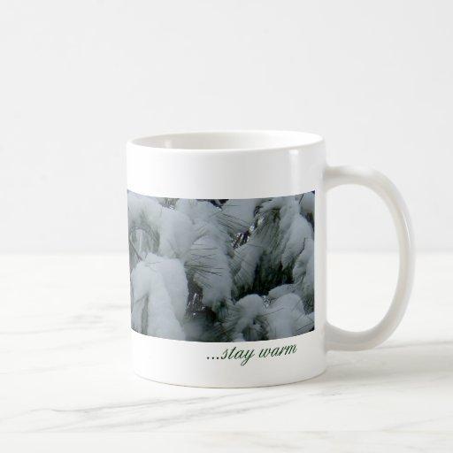 Día Nevado… Taza De Café