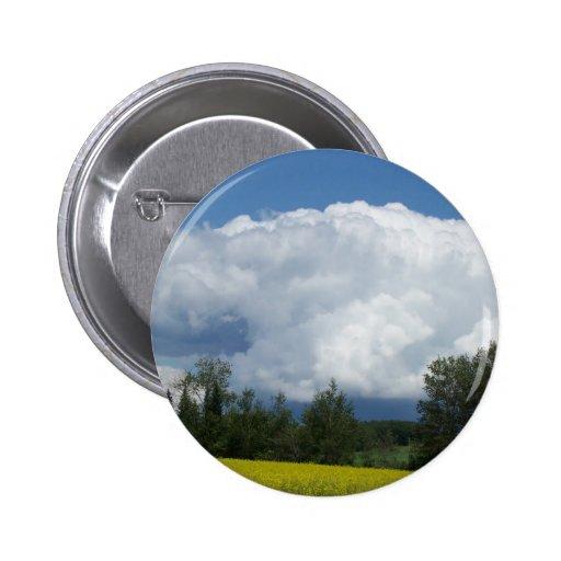 Día nublado pin