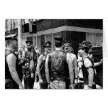Día NYC del orgullo gay. 1989 Felicitación