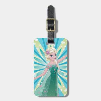 Día perfecto de Elsa el   Etiquetas Bolsa