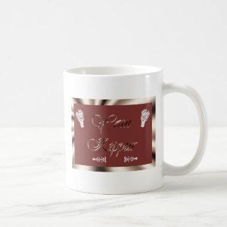 Día santo de ayuno del judaísmo del día de fiesta  tazas de café