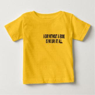 Día sin un libro 2-Sided Camisas
