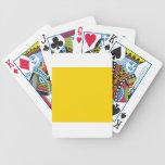 Día soleado baraja cartas de poker