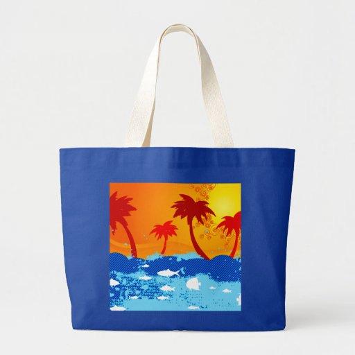 Día soleado bolsas de mano