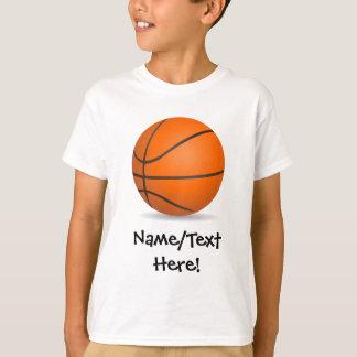 Día soleado del baloncesto de los deportes del playera