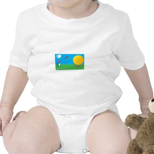 Día Soleado-Lluvioso Traje De Bebé