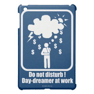 Día-soñador en el trabajo