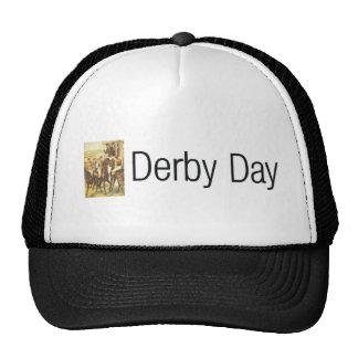 Día SUPERIOR de Derby Gorra
