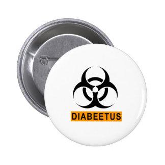 Diabeetus 2 Inch Round Button
