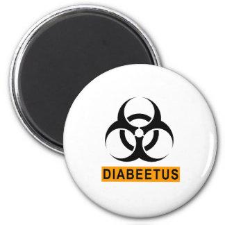 Diabeetus Imán De Frigorifico