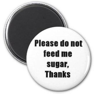 Diabetes 2 Inch Round Magnet