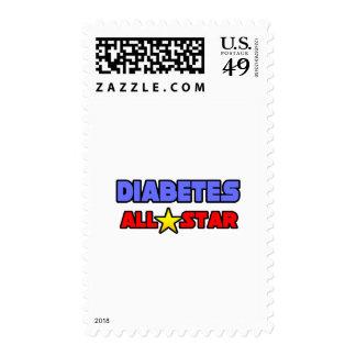 Diabetes All Star Sello