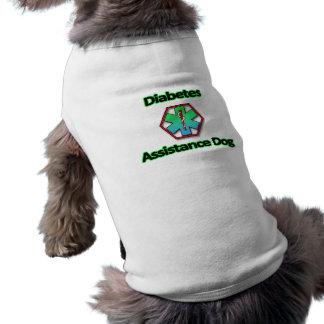 Diabetes Assistance Dog Dog T Shirt