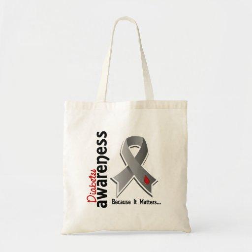 Diabetes Awareness 5 Bag