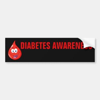 Diabetes Awareness Bumper Sticker