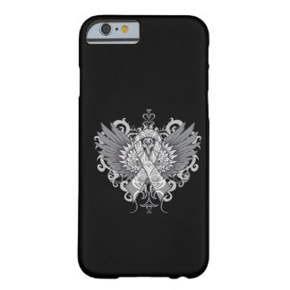 Diabetes Awareness Cool Wings Barely There iPhone 6 Case