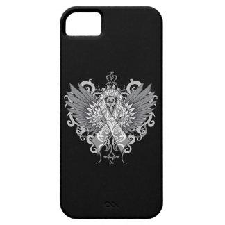 Diabetes Awareness Cool Wings iPhone 5 Cases