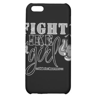 Diabetes Awareness Fight Like a Girl iPhone 5C Cover