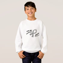Diabetes Awareness  Get You Down Type 1 Diabetics Sweatshirt