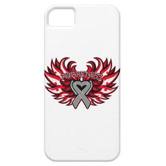 Diabetes Awareness Heart Wings iPhone 5 Cover