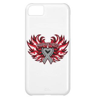 Diabetes Awareness Heart Wings iPhone 5C Case